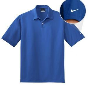 NWT Nike Golf Dri Fit mens Polo shirt Sz L